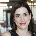 Shireen Bernstein, Insights and Partnerships Manager for the North Sydney Innovation Network
