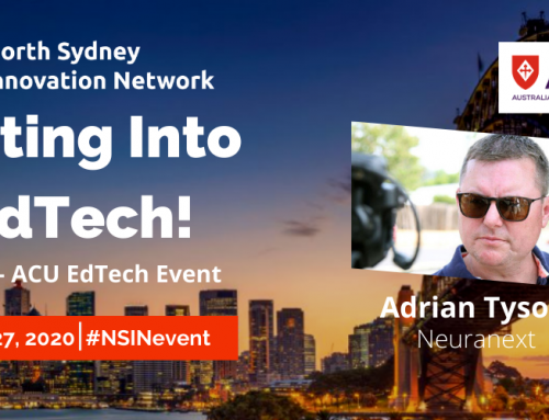 Wed 27, May  NSIN – ACU EdTech Event! In Conversation with Adrian Tyson!