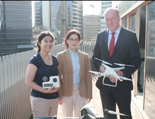 Preparing For Drones Means Open Discussion and Forward Planning