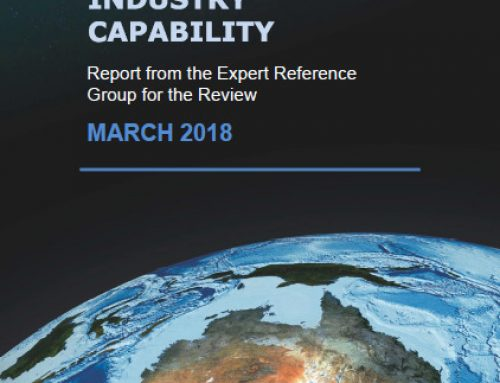 Review of Australia's Space Industry Capability