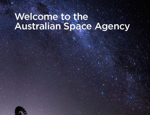 Welcome to the Australian Space Agency
