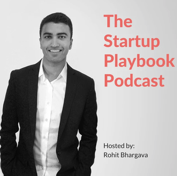 startup playbook podcast