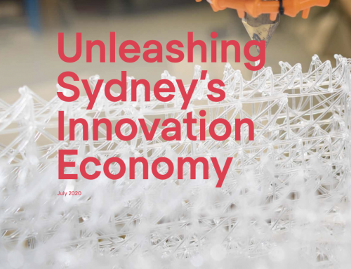 Unleashing Sydney's Innovation Economy