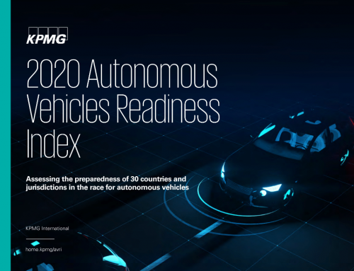 2020 Autonomous Vehicles Readiness Index