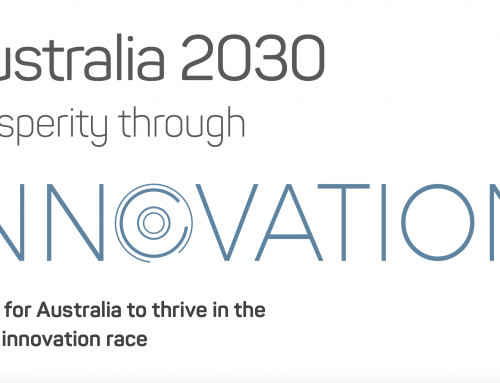 Prosperity through Innovation