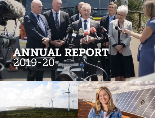 Climate Council Annual Report 2020
