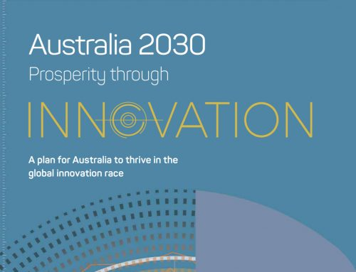 Prosperity and Innovation