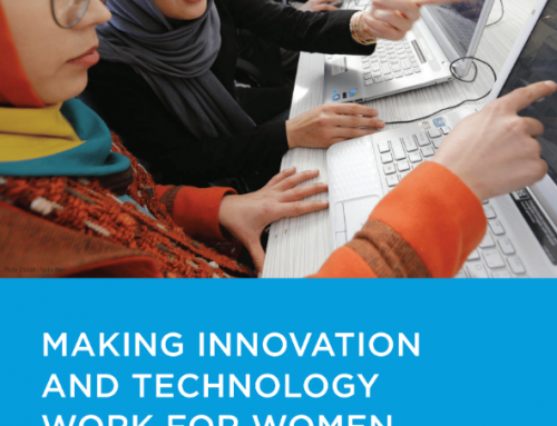 Making innovation & technology work for women