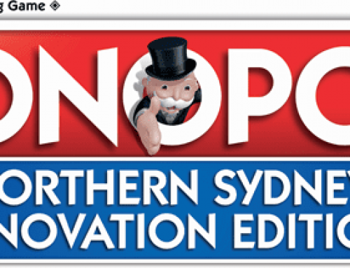 Monopoly, the world's favourite family board game, is coming to Northern Sydney!