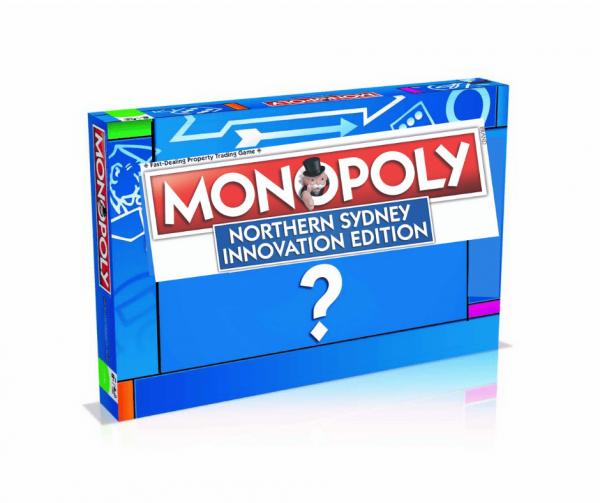 Monopoly Nothern Sydney Innovation Edition