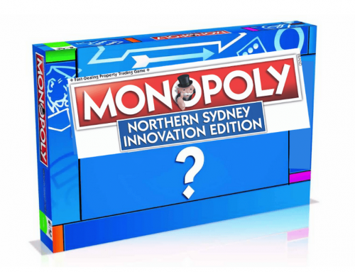 North Sydney Sun – Opportunity to have your business placed on a North Sydney Monopoly gameboard